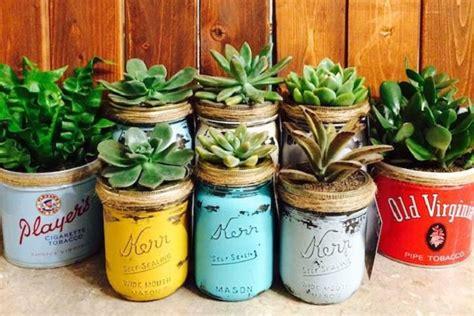 vasi fai da te vasi fai da te per piante grasse le idee pi 249 originali