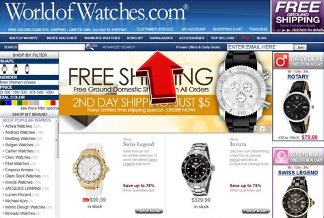 world of watches sunglasses coupon code