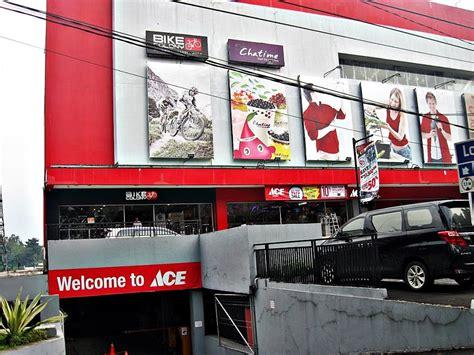 ace hardware medan ace hardware terasutra kota bogor indonesia