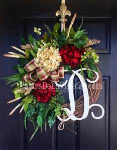 Winter Wreaths For Front Door Winter Wreaths For Front Door Year Wreath By Fleursdelavie