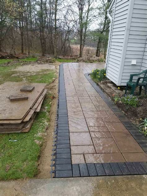 Patio Paver Contractors Patio Paver Contractors Baron Landscaping 187 Cleveland Patio Contractor Cleveland Baron