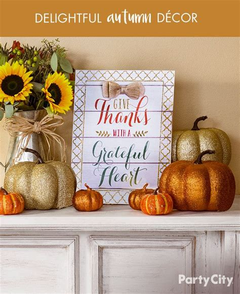 give your home decor some zing for only a little bling 32 best images about fall decor on pinterest fall home