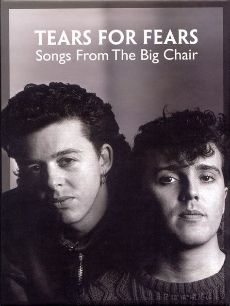 Songs From The Big Chair by Tears For Fears Songs From The Big Chair Box Set Album