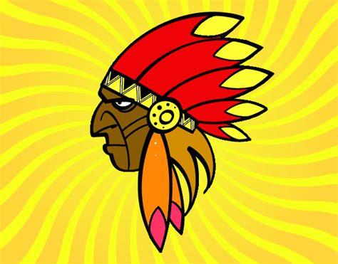 imagenes para dibujar de indigenas dibujos de indios para colorear dibujos net