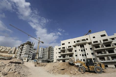 israel housing israel approves at least 464 new housing units in west bank settlements