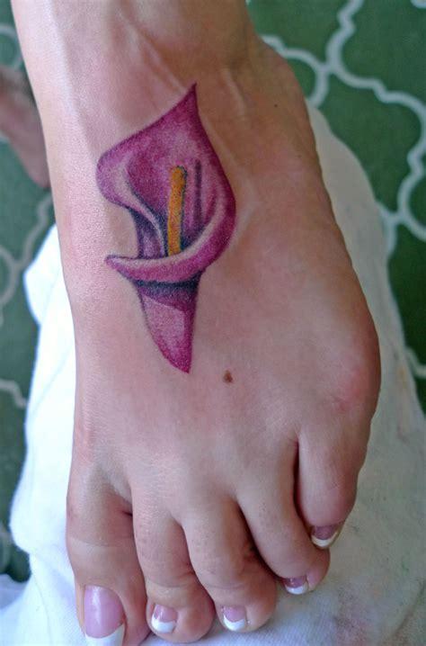 calla lily tattoo tattoos inspiring tattoos