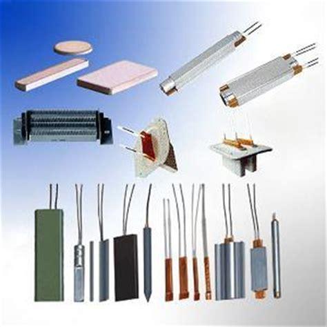 ceramic ptc resistor electric 5k nonlinear resistors ptc thermistor for heater