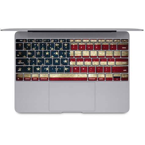 Macbook Aufkleber Tastatur by Usa Flagge Tastatur Aufkleber F 252 R Macbook