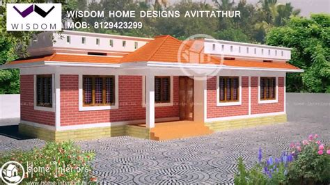 house design kerala youtube kerala style house plans below 800 sq ft youtube