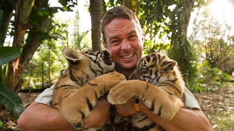 Zoo Keeper by The Zookeeper With Tigers In His Bedroom Stuff Co Nz