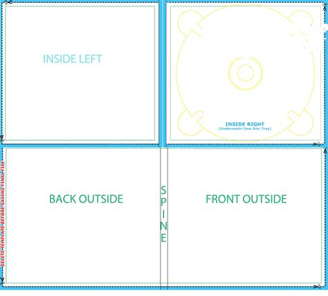 cd digipak template cd cover template wordscrawl