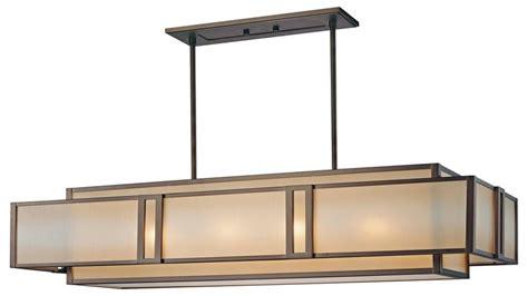 Rectangular dining room light fixtures, rectangular