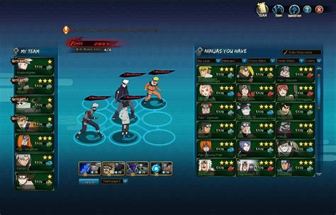 theme line naruto gratis naruto online review and download