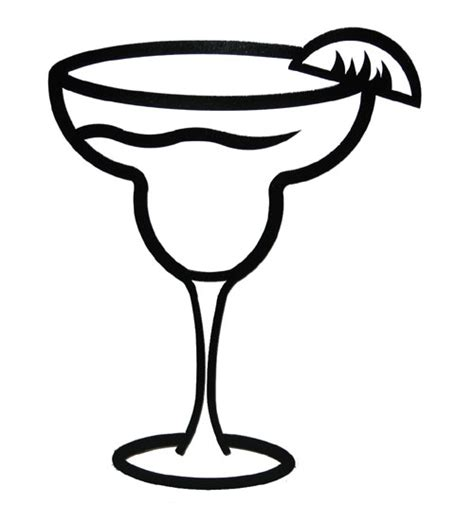margarita glass svg margarita cliparts