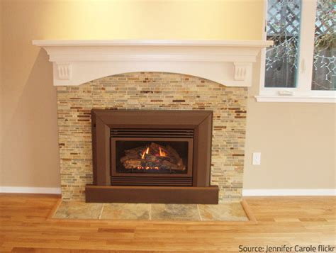Clad Fireplace by What Is Luxestone