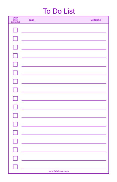 to do checklist template to do checklist template 2