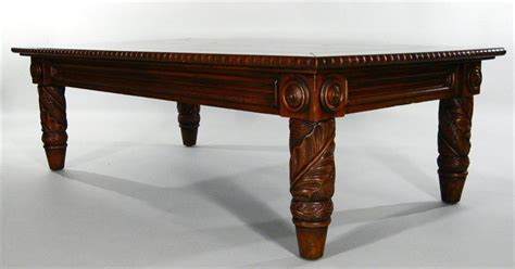 igavel auctions anglo indian colonial style mahogany