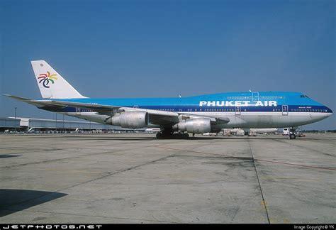 hs vav boeing 747 206b m sud phuket air yk jetphotos