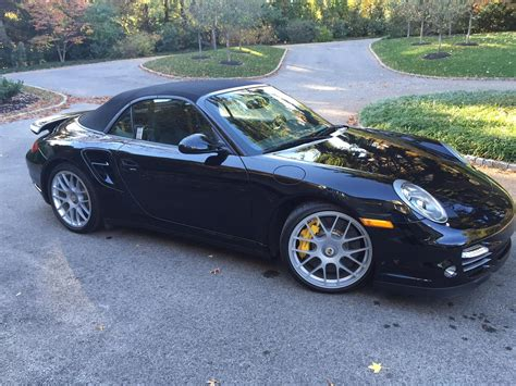 for sale 2012 porsche 911 turbo s cabriolet 997 2 must