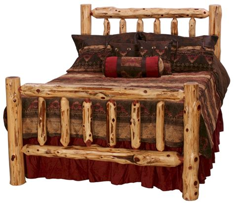 cedar log bed aromatic red cedar log bed red cedar log bedroom