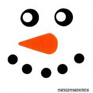 printable snowman face stencil 76 best christmas images on pinterest face template