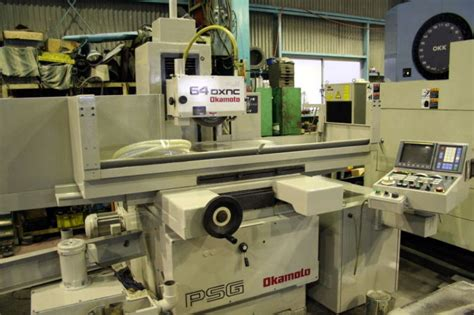 grinding machines for sale okamoto cnc surface grinding machine psg 64dxnc for sale