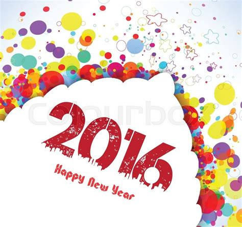 new year 2016 gsc happy new year 2016 abstract colorful banner background