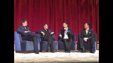 il divo news urs b 220 hler il divo press conference las vegas 2 5 2017