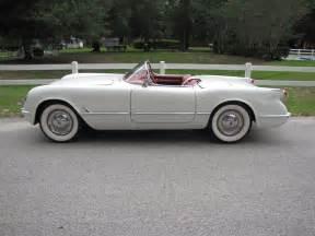 Chevrolet Corvette 1953 1953 Chevrolet Corvette Pictures Cargurus
