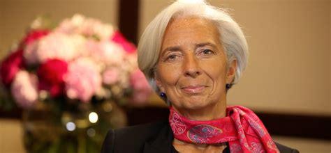 Die Bewerbung De Lagarde Analyse Ef Christine Lagarde Pr 228 Sidentschafts Kandidatur Niemals Weil Ich Bei Verstand Bin Und