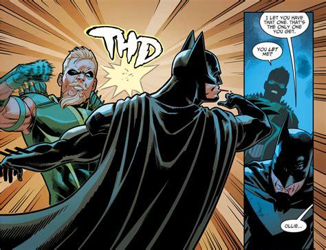 Dc Comics Green Arrow 2 green arrow punches batman injustice ii comicnewbies