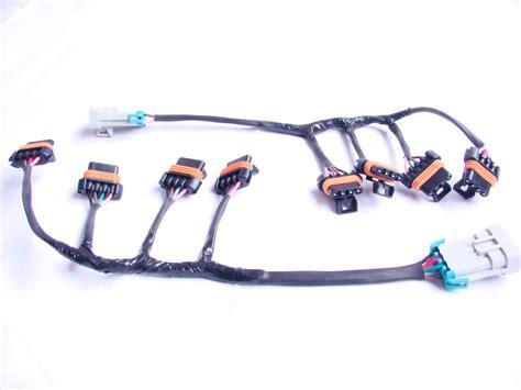 custom harness on 3 performance lsx coil relocation sub harness ls2 ls3 ls7 ls9 truck