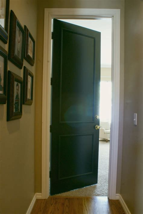 Bedroom Door Black Interior Doors Dimples And Tangles