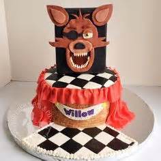 Five nights at freddy s foxy cake made by the cake mom amp co fanaf