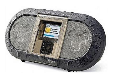 Drop Speaker Water Resistant Ipod Speaker by Portable Ipod Outdoor Speaker