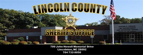 lincoln county arrests nc lincoln county sheriff s office p2c provided by ossi