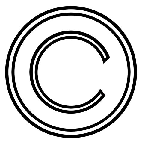 the symbol how to protect your copyright with the copyright symbol