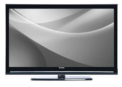 Tv Hd Sharp Lc32sh130 32 Quot Lcd Tv Hd Ready 720p With Built In Freeview Usb Black Ebay