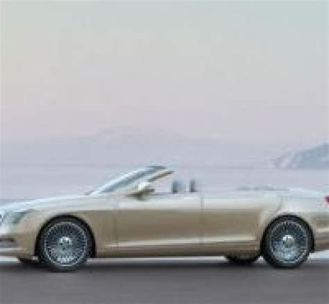 Auto 4 Porte by Mercedes Un Cabriolet 4 Portes En 2011 Challenges