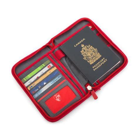 Megon Dompet Passport Rfid Blocking rfid blocking passport wallet heys luggage heys ca