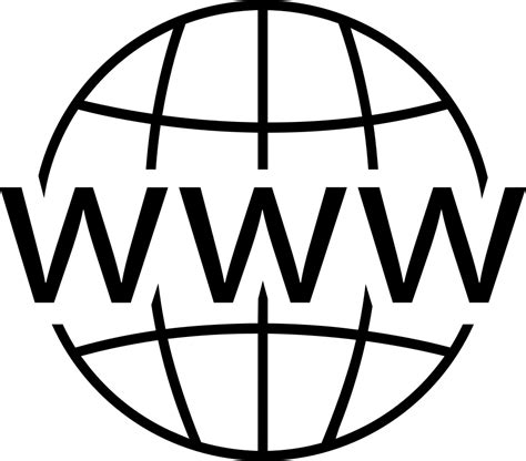 World Wide Web Svg Png Icon Free Download (#5714 ... Free Clipart On The Web