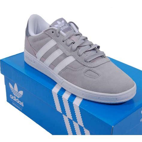 adidas originals ciero mid grey running white mens shoes from attic clothing uk