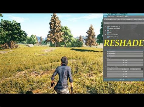 pubg launch options playerunknown s battlegrounds fps tweaks reshade setup