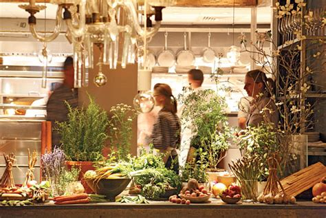 Farm To Table Restaurants Nyc by Adam Platt On Abc Kitchen New York Magazine Restaurant