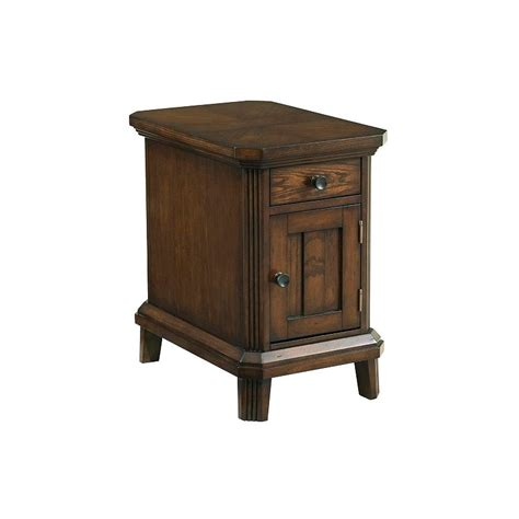 Broyhill Side Table by Broyhill 4364 004 Estes Park Chairside End Table Discount Furniture At Hickory Park Furniture