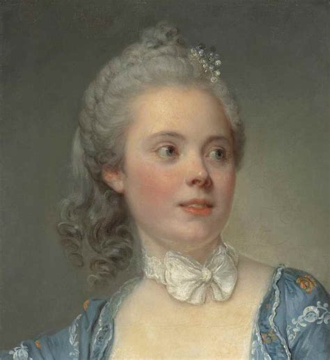 paris portrait of a jean baptiste greuze tournus 1725 1805 paris portrait of a lady bust length in an