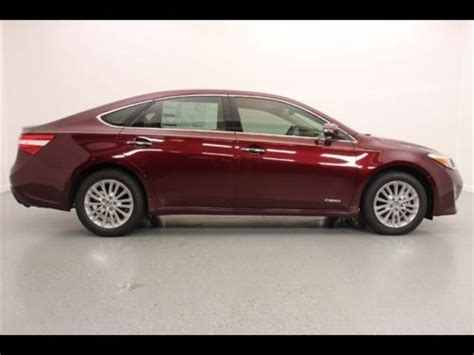 2014 toyota avalon hybrid xle premium purchase new 2014 toyota avalon hybrid xle premium in 3860