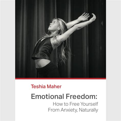 emotional freedom how to free yourself from anxiety