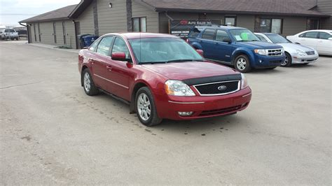 Ford Five Hundred by Ford Five Hundred Sel Gtr Auto Sales