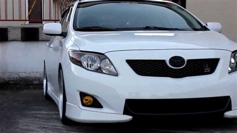Stanced Toyota Corolla Youtube